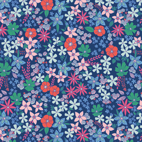 Wildflower Fields from Flowerette by Art Gallery Fabrics