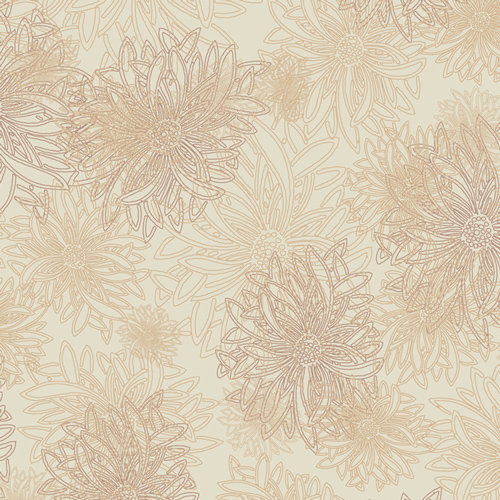 Sand from Floral Elements by Art Gallery Fabric