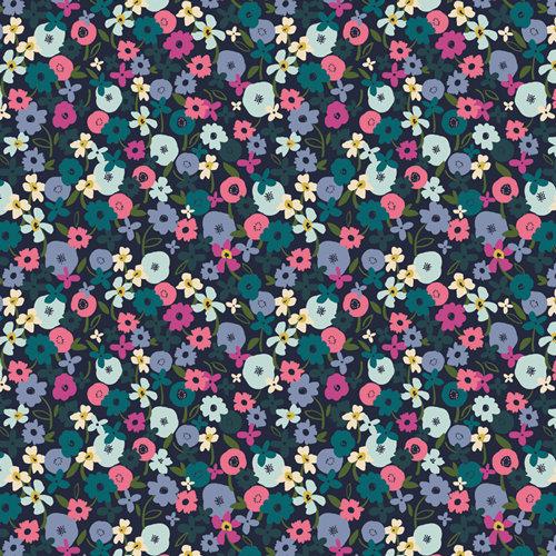 Posy Nightfall - Art Gallery Fabrics