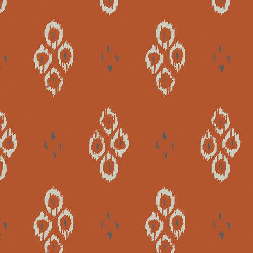 Ikat Diamond Rustic from Kismet for Art Gallery Fabrics