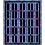 Thumbnail: Ocean Window Quilt Pattern