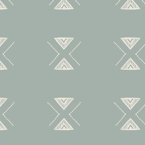 Triangular Serenity - Art Gallery Fabrics