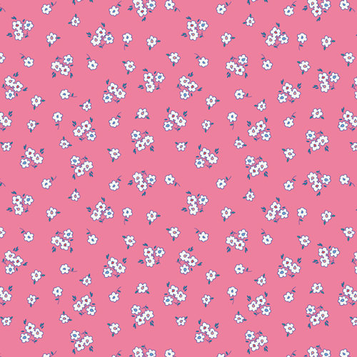 Dancing Ditsy from Flowerette by Art Gallery Fabrics