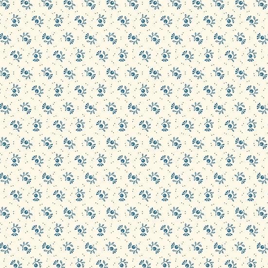 Perfect Union - Edyta Sitar Laundry Basket Quilts - Cream Bud
