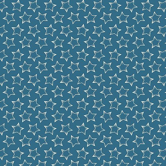 Perfect Union - Edyta Sitar Laundry Basket Quilts -Midnight Glory