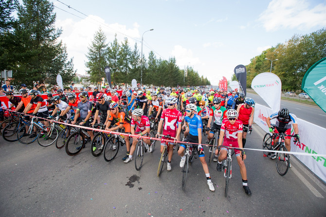 Tour de Tatarstan 2018