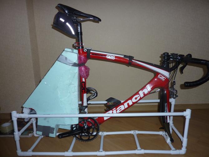 """Как я паковал велосипед в дорогу"". Вариант от Александра Гнедина."