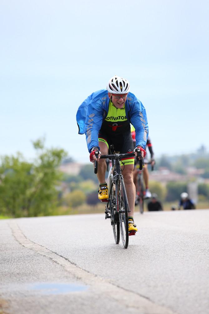 Грандиозное завершение отличного велосезона 2017 и шикарный подарок на пятидесятилетие. Отчет Алекса