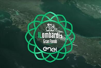 Еще один шикарный миг этого года - GranFondo Il Lombardia. Начало...