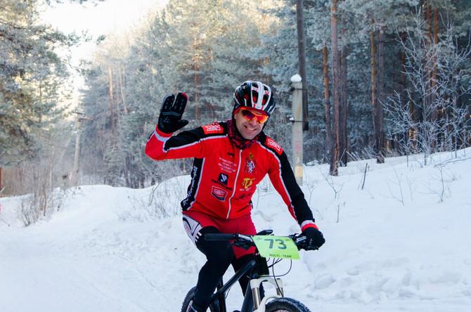 """Motivators снова плавит снег. """"Жаркий"""" отчет Евгения Макарова о второй зимней гонке Multi-"""