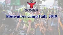 """Отчет Гнедина Александра о велосборах """"Motivators Camp Italy 2019"""""""