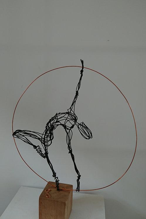Ballet dancer 'Inspire'