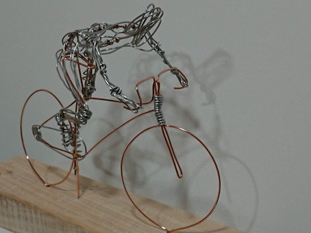 From Dancer to cyclist!