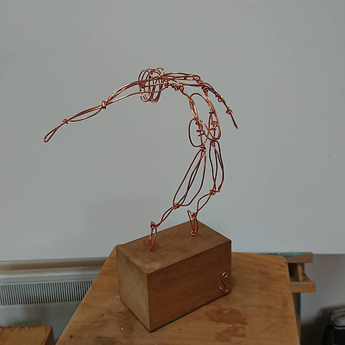 'Freedom' in Copper