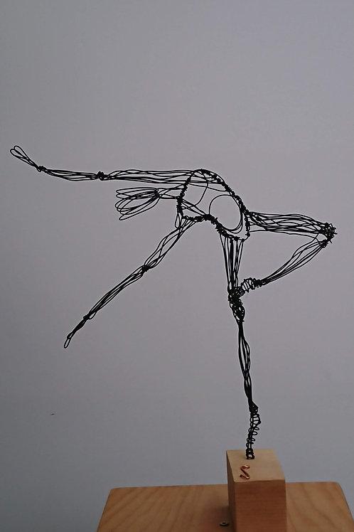 'Wild Thing' Ballet Dancer