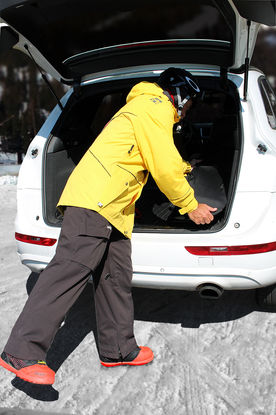 Protect your boards and your car with a BOARD BOOTIE
