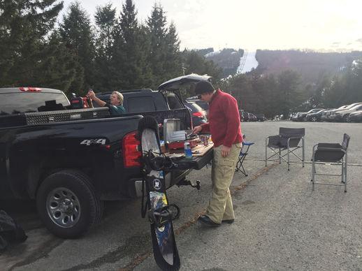Elk Mountain January 2018