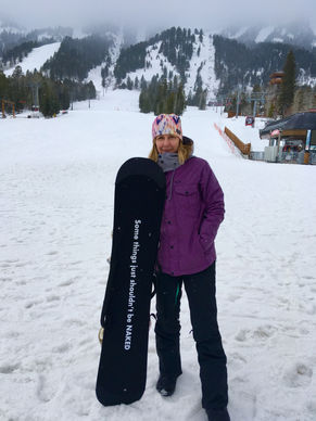 Toop in Jackson Hole