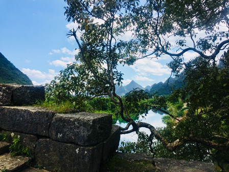 Amazing view of the Yulong River. Will you come?