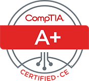 CompTIA A Plus Certified Logo