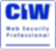 CIW Web Security Professional Certified Logo