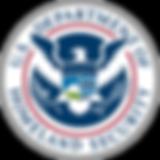 Dept. of Homeland Security Seal