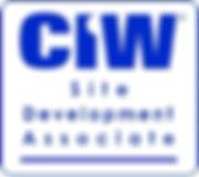 CIW SiteDevelopment Associate Certified Logo