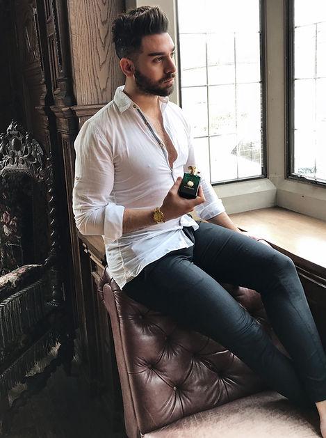 Birmingham mens fashion blogger