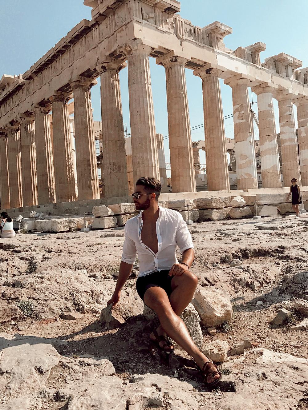 Acropolis Ekin Dagli