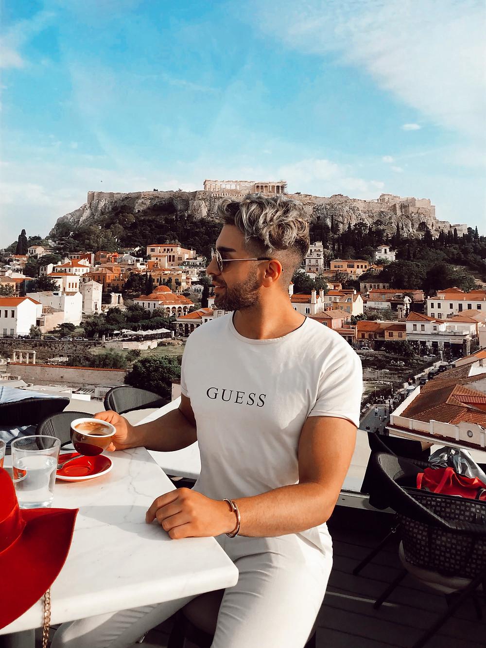 Ekin Dagli Acropolis