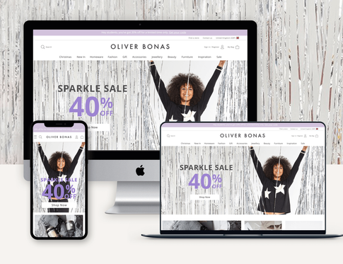 oliver bonas design
