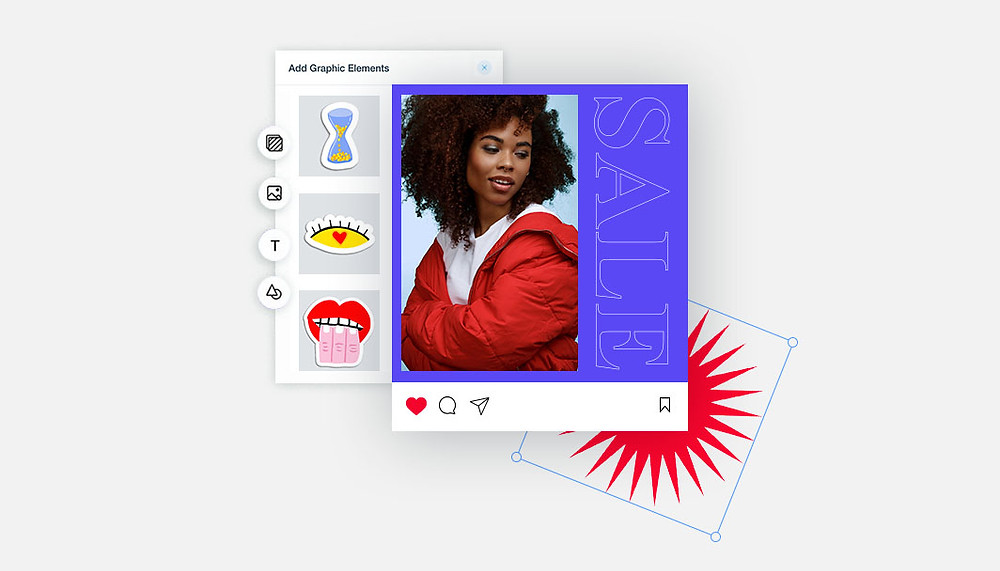 templates for Instagram marketing