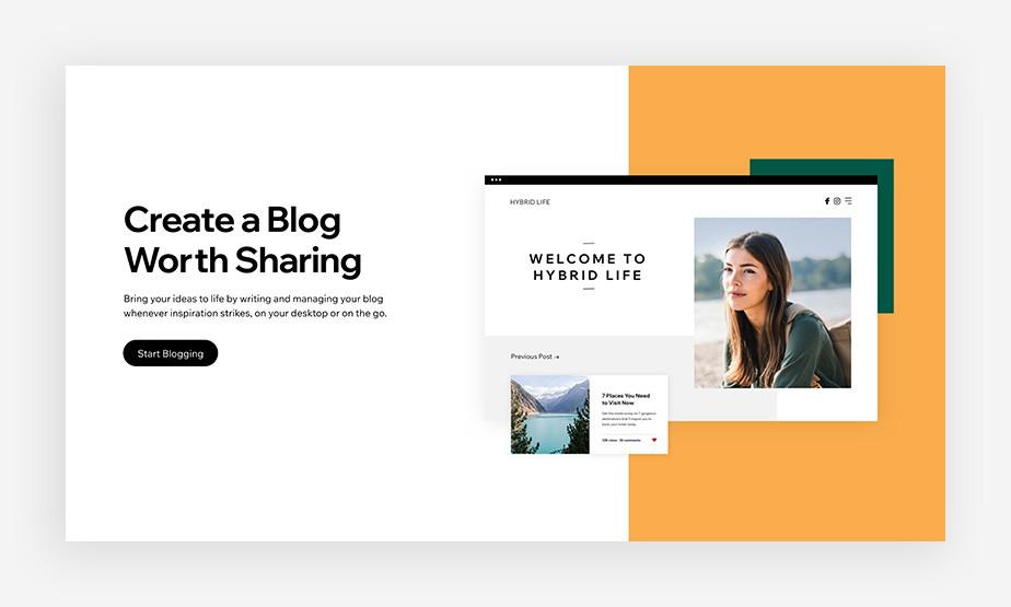 Wix Blog Maker