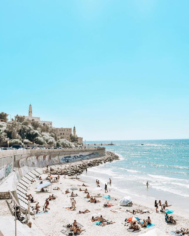 Jaffa Israel Travel Photograpy Blog