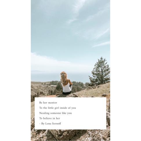 self confidence poem