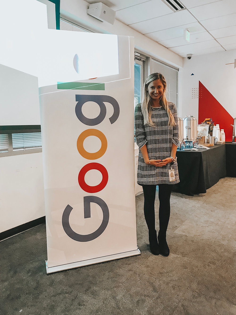 Lena sernoff at Google giving tips on Google interview questions