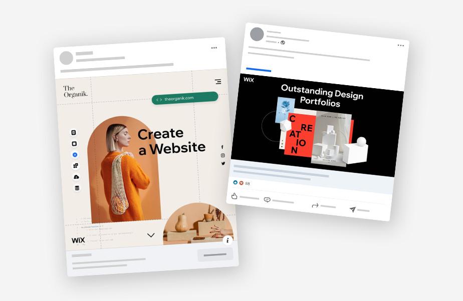 types of digital advertising: social media