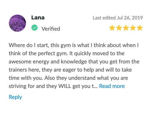 Lana from Oneflare