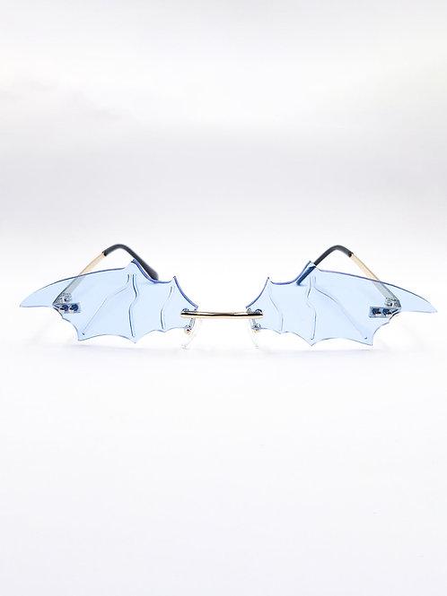 BLUE BAT GLASSES