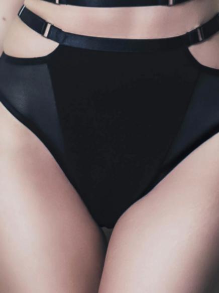 KILLSTAR Tourniquet mesh bottoms