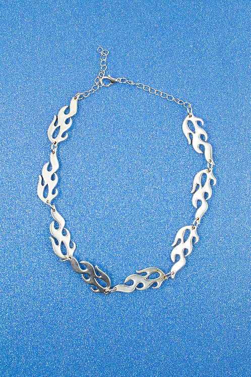 EXIT FLAME CHOKER