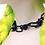 Thumbnail: KILLSTAR BLACK BARBWIRE CHAIN WIRED