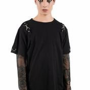 KILLSTAR DERANGED FISHNET TOP