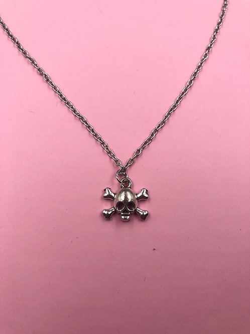 EXIT SMALL SKULL CHAIN