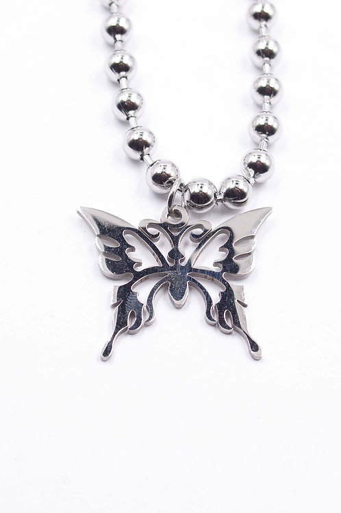 EXIT BUTTERFLY NECKLACE