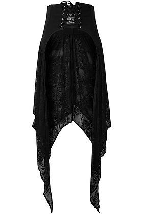 KILLSTAR Visions Lace Maxi Skirt
