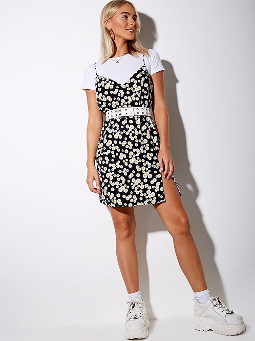 MOTEL ROCKS KATYA DAISY DRESS