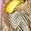 Thumbnail: CARBS QUILTED GOLDEN PANTS