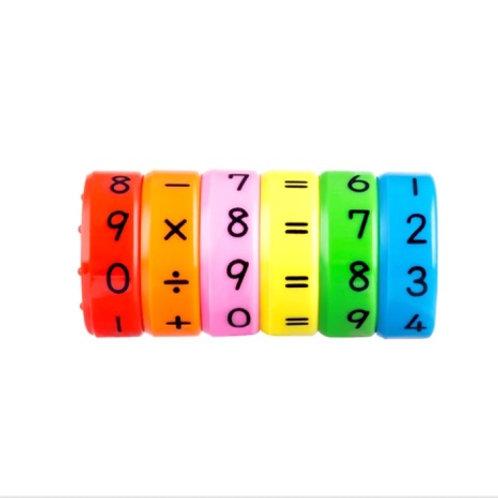 Juego Operaciones Matemáticas