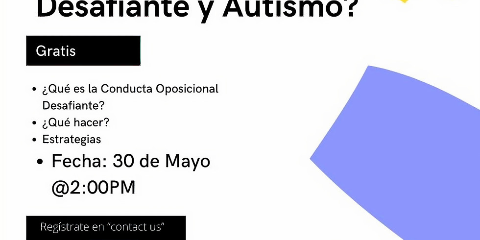 COD & Autismo - Full / Lleno
